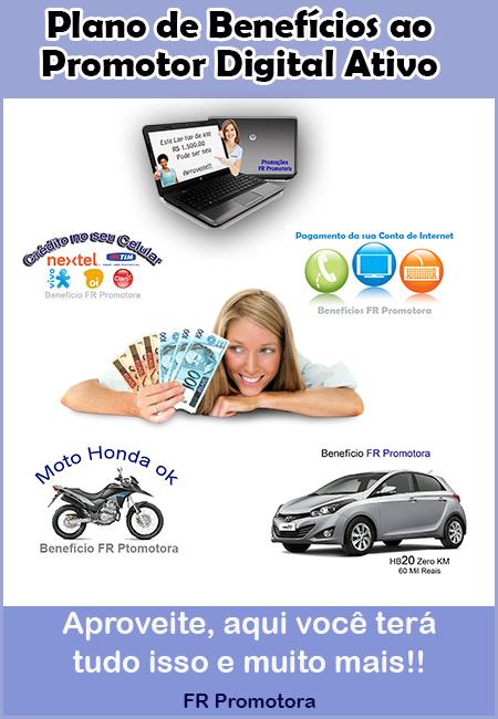 Benefícios Adicionais,site, loja, internet, celular, prêmios, notebook, moto