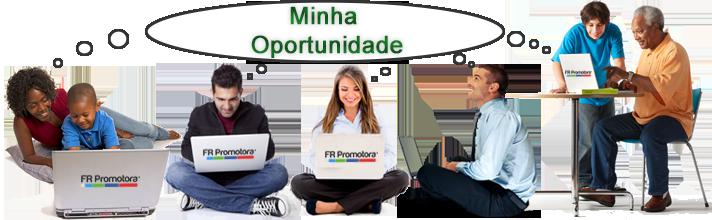 Oportunidade de Renda Extra FR Promotora